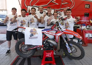 FIM Enduro World Championship: The METZELER MCE 6 DAYS EXTREME becomes a four-time master maker