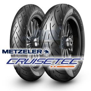 A METZELER bemutatja az új CRUISETEC Custom Touring motorgummik abroncsot.
