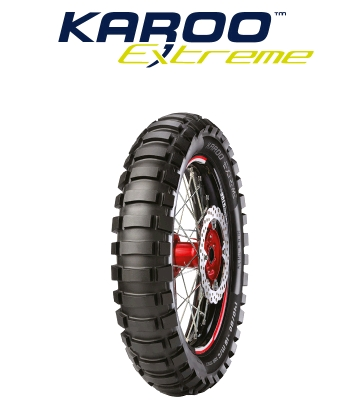 METZELER KAROO EXTREME NEW off/on-road tyre
