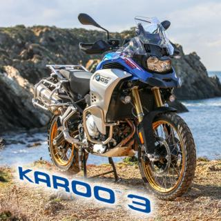 METZELER KAROO 3 - BMW F 850 GS Adventure