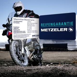 Die kostenlose Reifengarantie von METZELER