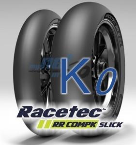 METZELER RACETEC RR SLICK  K0