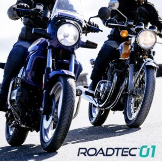 Over 900 Homologations and 41 different size METZELER Roadtec 01 the universal Allrounder