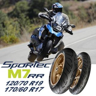 Extra-Kick for METZELER: the Sportec M7 RR now available for big Enduros