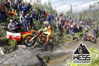 METZELER is the technical partner of the World Enduro Super Series (WESS) for the first round in Portugal