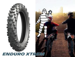 MICHELIN ENDURO XTREM - THE ACCENT ON TRACTION