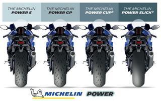 MICHELIN POWER 5 nieuw voor 2020 - REALISATIE bij EICMA