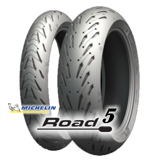Michelin Road 5 - touring/sport tyre on a new level