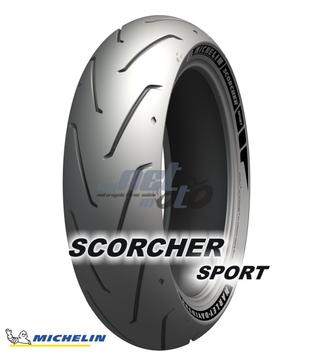 Michelin Scorcher Sport chosen as OE tyre for new Harley Davidson Motorcycle LiveWire