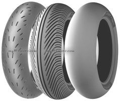MICHELIN´S NEW MOTORCYCLE RACING TYRE - POWER ONE