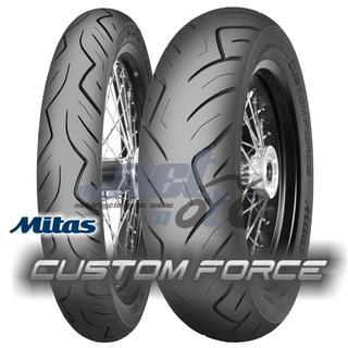 Mitas vstopa v custom cruiser (chopper) segment motociklov s popolnoma novo linijo pnevmatik CUSTOM FORCE