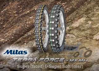 Mitas extends the Range of the Extreme Enduro Tyres in the Junior-Dimensions