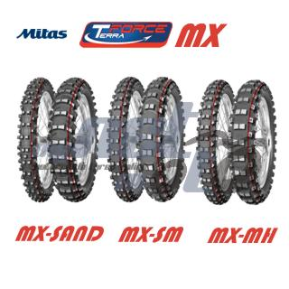 Mitas is launching all-new motocross competition tires TERRA FORCE-MX