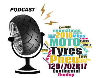 Motorradreifen Podcast