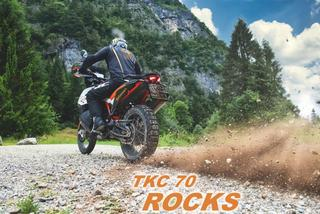 Continental is expanding the tire range for Motorcycle globetrotter with an urge to off-road