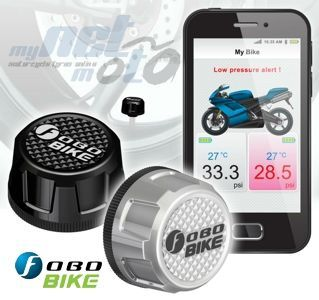 TPMS for motorcycles