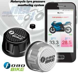 motorcycle tyre pressure