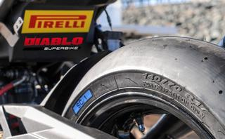 Pirelli introduces new DIABLO SUPERBIKE SLICKS for smaller displacement sportbikes