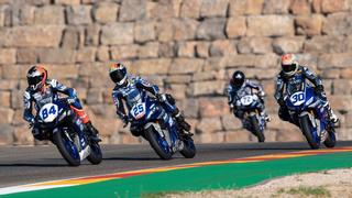 Pirelli is the Official Tyre Supplier for the Yamaha R3 bLU cRU European Cup