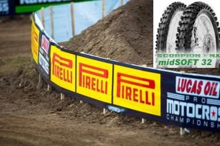 Pirelli - Lucas Oil Pro Motocross