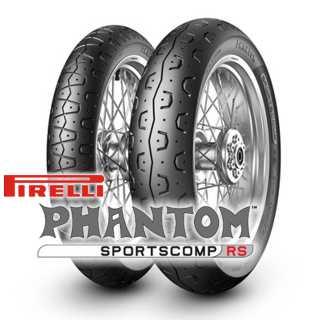 PIRELLI PHANTOM SPORTSCOMP RS designed for contemporary classic racing
