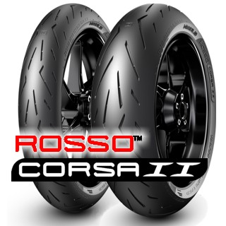 PIRELLI DIABLO ROSSO CORSA II the first Multi-Compound-Tyre from Pirelli