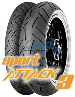 Continental ContiSportAttack 3