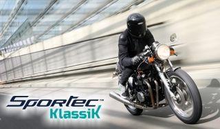 Motorrad Reifentest - City Oldtimer und Youngtimer
