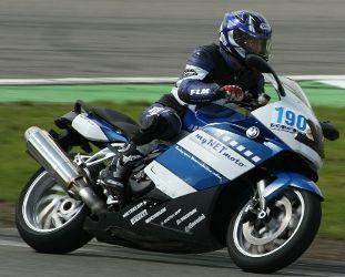 """Michelin veranstaltet mit den """"Power Days"""" Rennfahrertrainings fuer Motorradfahrer"""