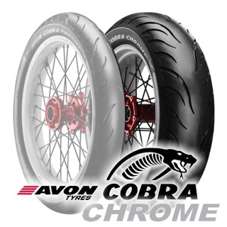 AVON COBRA CHROME