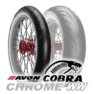 AVON 100/90 -19 (57V) COBRA CHROME AV91 WW