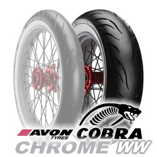 AVON MT90 B16 (74H) COBRA CHROME AV92 WW