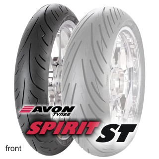 110/80 ZR18 (58W) SPIRIT ST / AVON