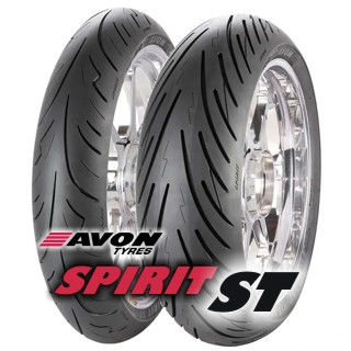120/70 ZR17 (58W) SPIRIT ST / AVON
