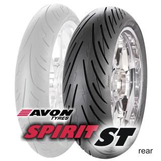 190/55 ZR17 (75W) SPIRIT ST / AVON