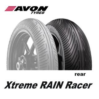 160/60 ZR17 AVON 3D ULTRA XTREME AV58 RAIN RACER / AVON