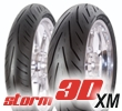 160/60 ZR18 (70W) STORM 3D X-M / AVON