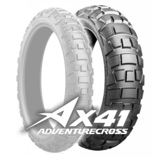 BRIDGESTONE 120/90 -16 (63P) Adventurecross AX41