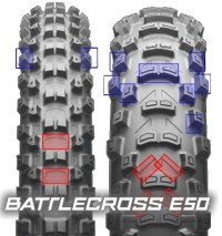 BRIDGESTONE E50