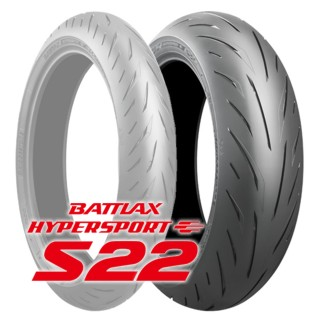 190/55 ZR17 (75W) S22 / BRIDGESTONE