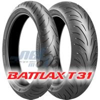 BRIDGESTONE 190/55 ZR17 (75W) BATTLAX SPORT TOURING T31