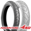 120/70 ZR17 (58W) A40 ADVENTURE G / BRIDGESTONE