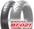 BRIDGESTONE 120/70 ZR17 (58W) BT021