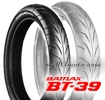 110/70 -17 (54H) BT 39 / BRIDGESTONE