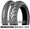 160/60 ZR17 (69W) BATTLE WING 502 G / BRIDGESTONE
