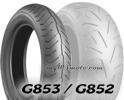 120/70 ZR18 (59W) EXEDRA G 853 G / BRIDGESTONE