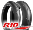 120/70 ZR17 (58W) R10 EVO Medium / BRIDGESTONE