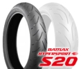 120/70 ZR17 58W BT S20 E / BRIDGESTONE