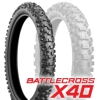 80/100 -21 TT (51M) X40 BATTLE CROSS / BRIDGESTONE