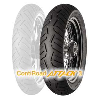 160/60 ZR17 (69W) ROAD ATTACK 3 / CONTINENTAL